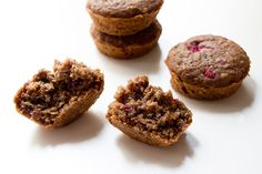 Healthy Dairy-Free Raspberry Lemon Muffins | Not Your Standard