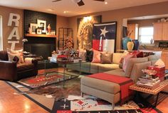Brilliant Ideas To Redecorate Your Living Rooms