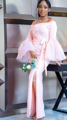 Wedding Dress Sleeves, Dresses With Sleeves, Wedding Dresses, Dress Sewing, Ankara, Bridesmaid, Pretty Clothes, Bridesmaid Dress, Bride Dresses