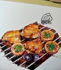 【深夜食堂】第二十九道菜:铁板烧