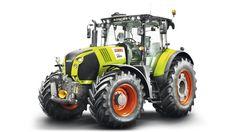 Skutečně kvalitní práce. Traktory CLAAS.
