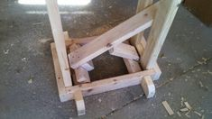 [Mobile Band Saw Stand] Wheels and Such | Vaught Woodworks