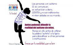 Campaña sensibilizadora sobre el autismo, cortesía de http://autismosinmitos.blogspot.com.es/