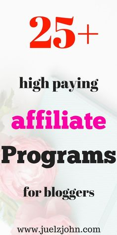 Want to make money through affiliate marketing? Try some of these affiliates programs and boost your income today Want to make money through affiliate marketing? Try some of these affiliates programs and boost your income today Affiliate Marketing, Marketing Program, Digital Marketing Strategy, Online Marketing, Marketing Videos, Marketing Process, Marketing Jobs, Mobile Marketing, Facebook Marketing