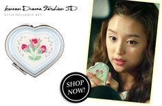 [Korean Drama Fashion] To the Beautiful You, Kim Ji Won - Vintage Compact Mirror