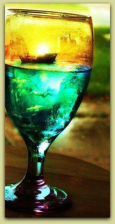 Glass Sea!