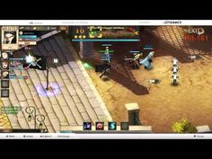 OnePiece Online - Gameplay 10 - OnePiece Online is a Free to play Browser-Based [BB], Tower defence, Action Role Playing MMO Game [ARPG]