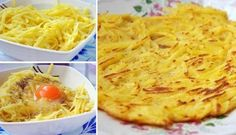 Potato Pancakes, Ketchup, Mashed Potatoes, Macaroni And Cheese, Cabbage, Chicken, Vegetables, Cooking, Ethnic Recipes