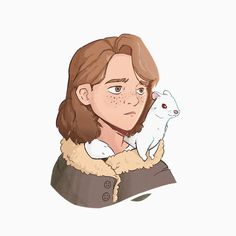 I drew Lyra Silvertongue from His Dark Materials, pretty good book series would recommend. Made me want a daemon real bad 😭😭 . His Dark Materials Daemon, His Dark Materials Trilogy, Lyra Belacqua, Character Concept, Character Design, The Book Of Dust, The Golden Compass, Fanart, Cartoon Kunst