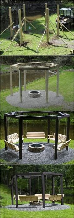 DIY Backyard Fire Pi...