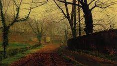 Výsledek obrázku pro John Atkinson grimshaw