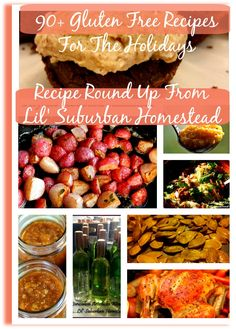 90+ Gluten Free Recipes For The Holidays