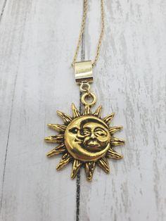 Sun And Moon Necklace, Star Necklace, Boho Necklace, Owl Earrings, Flower Earrings, Louis Vuitton Necklace, Sons Girlfriend, Hippie Mom, Flower Bracelet
