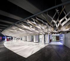 Arch2o Espace Culturel Georges-Émile Lapalme -4