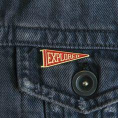 An original design from Explorer's Press.
