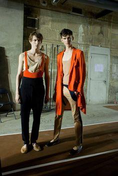 The Scene | Paris Men's Fashion Week: Dries Van Noten Spring/Summer 2015