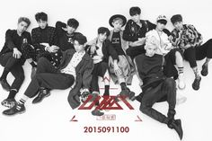 10-member boy group UP10TION give you a small taste of their upcoming 'So Dangerous' debut! | allkpop.com