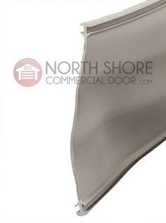 OVERHEAD DOOR BRAND Garage Door Bottom Weather Seal FACTORY 16/' SEAL!