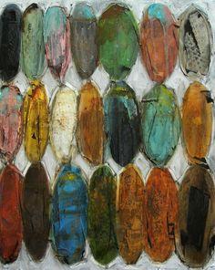 art painting elipse pods