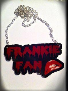 Frankie Fan Rocky Horror Picture Show Necklace $18.63