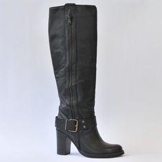 Atelier Savage Nero Boots