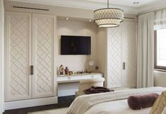 The End of Wood Door Design If you're investing in a custom-made entrance way, select a design that's timeless and one which you expect will stay rele. Bedroom Closet Design, Master Bedroom Closet, Bedroom Wardrobe, Bedroom Wall, Bedroom Decor, Master Bedrooms, Closet Wall, Master Baths, Wardrobe Closet