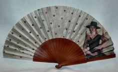 Official site for high quality flamenco supplies. Antique Fans, Vintage Fans, Hand Held Fan, Hand Fans, Painted Fan, Chinese Fans, More Photos, Spanish, Victorian