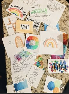 these can be used for notepads, paper, cards, and many more! Bible Doodling, Bible Art, Mellow Yellow, Artsy Fartsy, Art Inspo, Painting & Drawing, Watercolor Art, Art Drawings, Art Projects