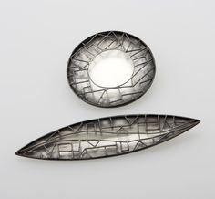 Brooch - Silver (2008) ~ Mayumi Matsuyama