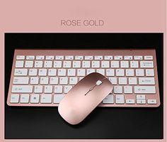 awesome Keyboard & Mouse Combos, Ergonomic Wireless 2.4G Ultra...