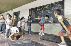 BLOG DE EDUCACIÓN FÍSICA por Jesús Madrid Boyero