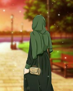 Read Hijab Fan Art from the story Muslim Pictures, Islamic Pictures, Hijabi Girl, Girl Hijab, Girl Cartoon, Cartoon Art, Photo Islam, Hijab Drawing, Islamic Cartoon