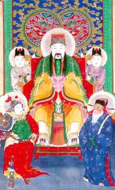 Marie's Pastiche: 15 Days of the Chinese New Year - The 9th day is Jade Emperor's Birthday