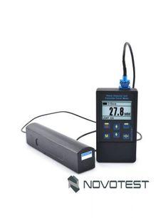 Alat Ukur Ketebalan Beton Novotest adalah salah satu produk dari NOVOTEST yang dapat digunakan untuk mengukur ketebalan beton