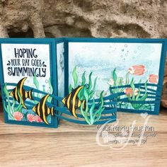 Bags That One!: Seaside Shore - Fishy Wishes