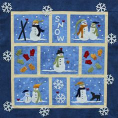 cute applique quilt blocks - Google Search
