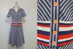 Vintage skirt and top  Israel vintage vintage set by AliceandAyala