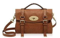 Mulberry Alexa Oak Sofit Buffalo Handbag -  606.00 Design Käsilaukut 9fc3a6c538