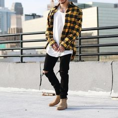 mens outfits with jeans Stylish Mens Outfits, Casual Outfits, Men Casual, Fashion Outfits, Jeans E Vans, Moda Blog, Flannel Outfits, Mens Fashion Blog, Men's Fashion