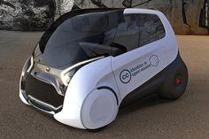 Carro conceito Mio, experiência da Fiat com a interatividade na fase de projeto,