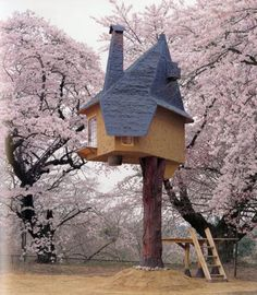 23 Jaw Dropping Tree Houses. I SOO Want #15. WOW!