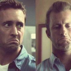 Steve & Danny | Hawaii Five-0-my favorite bromance!!