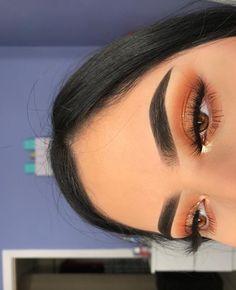 Gorgeous Makeup: Tips and Tricks With Eye Makeup and Eyeshadow – Makeup Design Ideas Makeup Eye Looks, Cute Makeup, Glam Makeup, Gorgeous Makeup, Pretty Makeup, Skin Makeup, Eyeshadow Makeup, Makeup Tips, Beauty Makeup