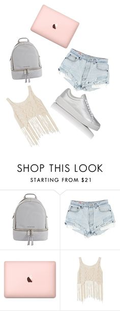 """""""party time"""" by langstonnov on Polyvore featuring MICHAEL Michael Kors and Prada Sport"""