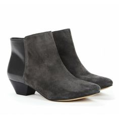 Ankle booties - Becky Shoe