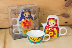 Matryoshka teapot - Google Search