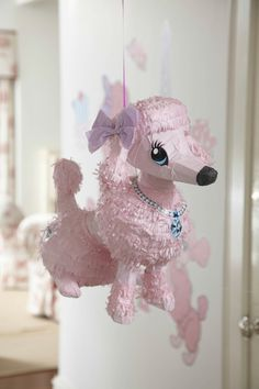 Pink Poodle Party Supplies #girls #party #BirthdayExpress