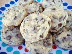 Cooking with Cristine: Cream Cheese Chocolate Chip Cookies