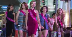 "Scarlett Johansson's bachelorette party takes a turn for the deadly in Rough Night and BuzzFeed is the only place you can watch the red-band trailer! | Brace Yourself For The Red Band Trailer For Scarlett Johansson and Kate McKinnon's ""Rough Night"""