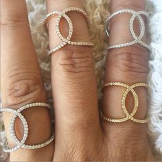 The most beautiful rings